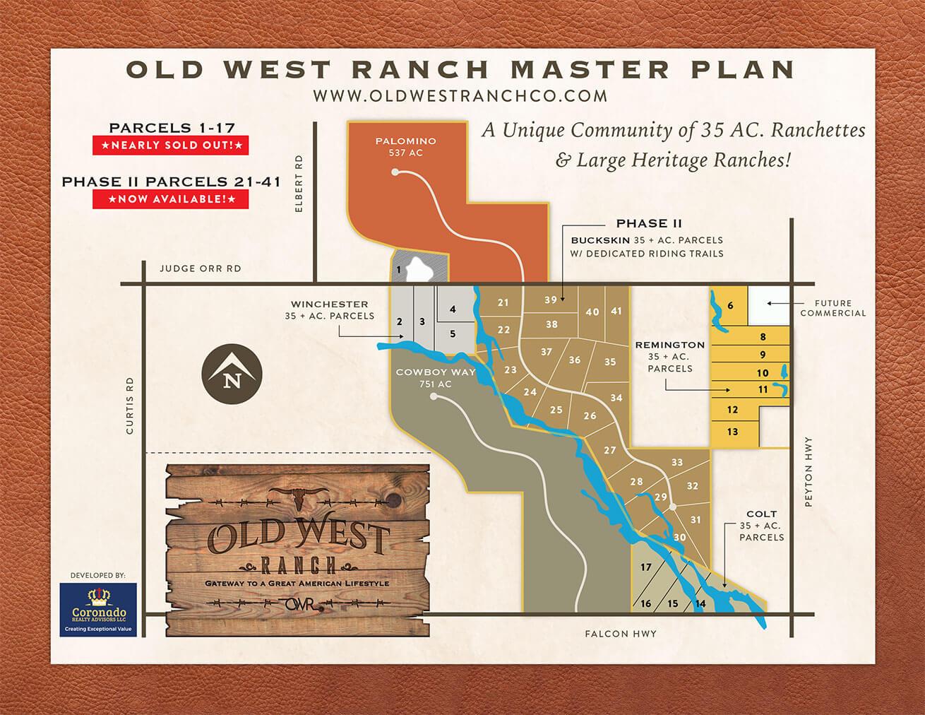 Old-West-Ranch-CO-Master-Plan-Buckskin-Phase-II